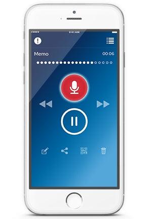 Philips LFH0743 SpeechExec Dictation Hub License for iPhone (1 Year) - Speech Products