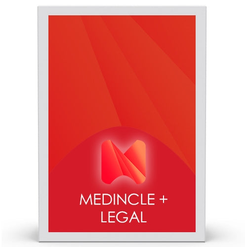 Medincle+ Legal for Legal Speech Recognition - Speech Products