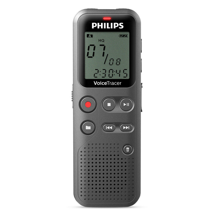 Philips DVT1110 Digital Voice Tracer - Speech Products