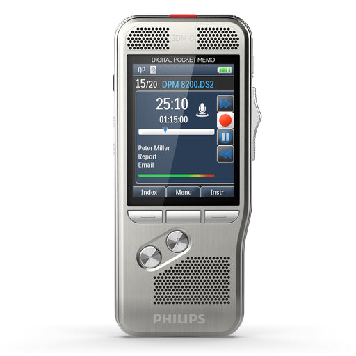 Philips DPM8300 Digital PocketMemo - Speech Products
