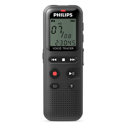 Philips DVT1150 Digital VoiceTracer - Speech Products