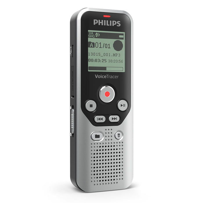 Philips DVT1250 Digital VoiceTracer - Speech Products