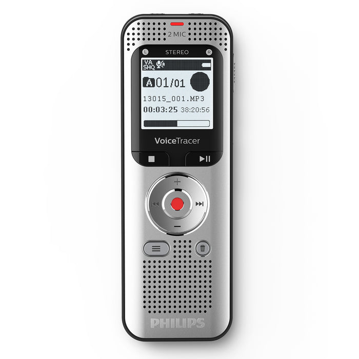 Philips DVT2050 Digital VoiceTracer - Speech Products