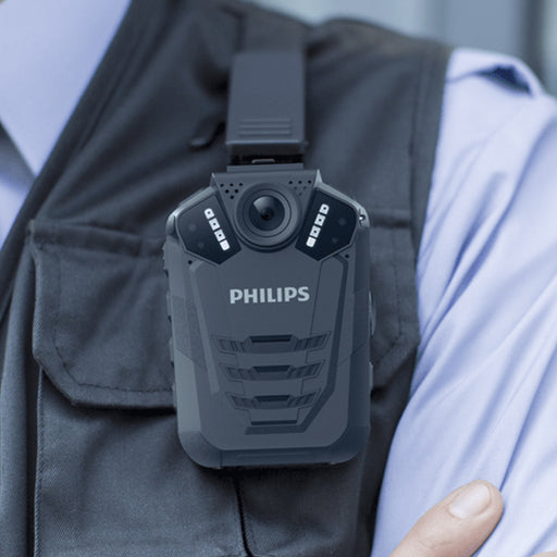 Philips DVT3120 VideoTracer Body Worn Camera - Speech Products