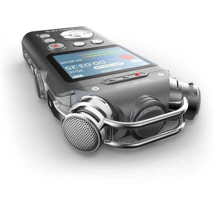 Philips DVT7500 Voice Tracer Audio Recorder - Speech Products