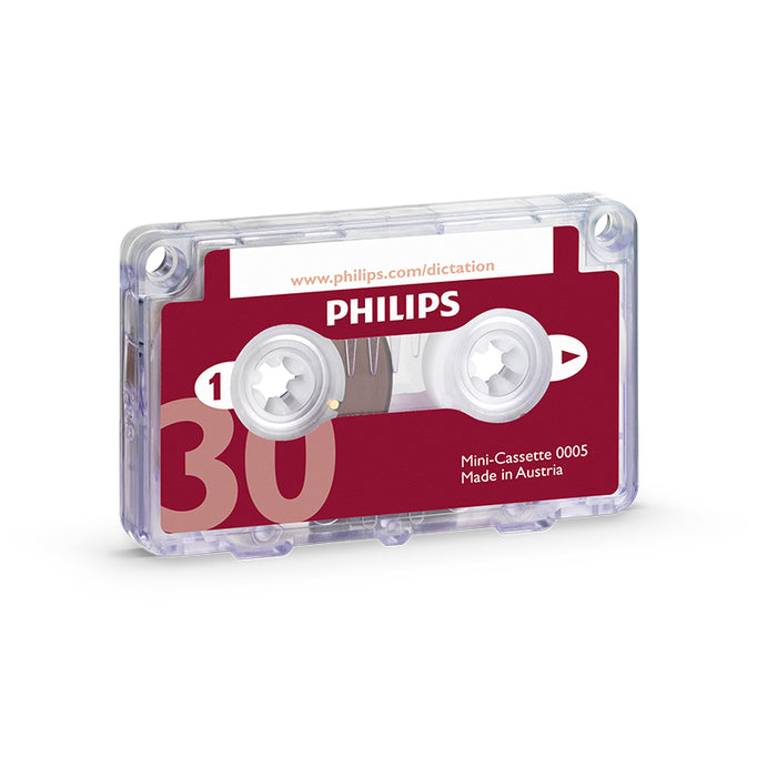 Philips LFH0005 Mini-Cassette - Speech Products