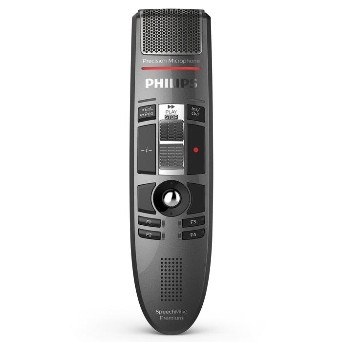 Philips LFH3520 SpeechMike Classic Premium with SpeechExec Pro Dictate v10 - Speech Products