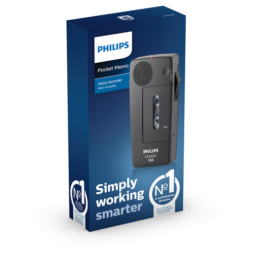 Philips LFH388 Pocket Memo - Speech Products