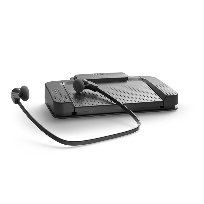 Philips LFH7277/08 Transcription Kit with SpeechExec Pro Transcribe V11 - 2 Year License - Speech Products