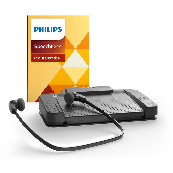 Philips PSP2000 Series SpeechAir Starter Kit (Incl. PSP2200 and LFH7277/08) - Speech Products
