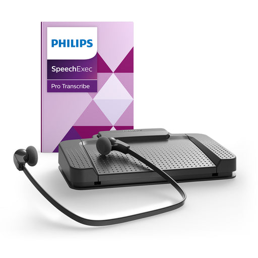Philips PSE7277 Transcription Kit - Speech Products