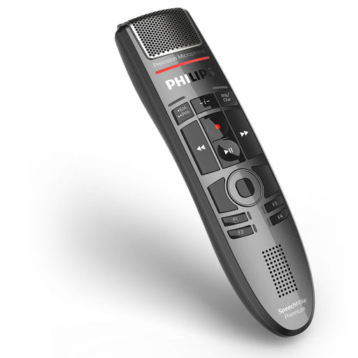 Philips PSE3700 SpeechMike Premium Touch Dictate with Speech Recognition - Speech Products