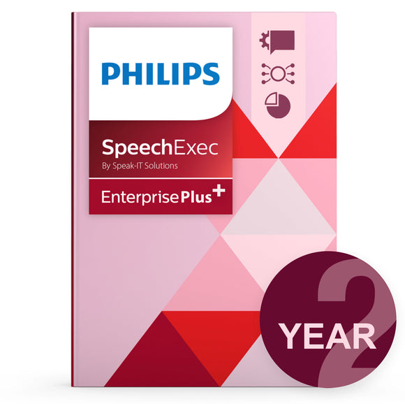 Philips SEE - Concurrent User License Plus (2 Year) - Speech Products