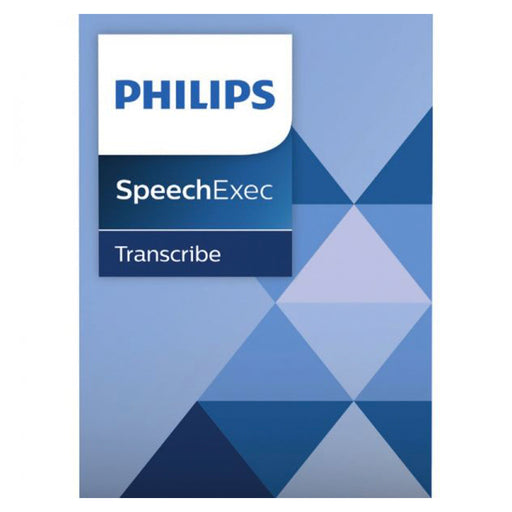 Philips LFH4601 SpeechExec Standard Transcription Software - Instant Download - Speech Products