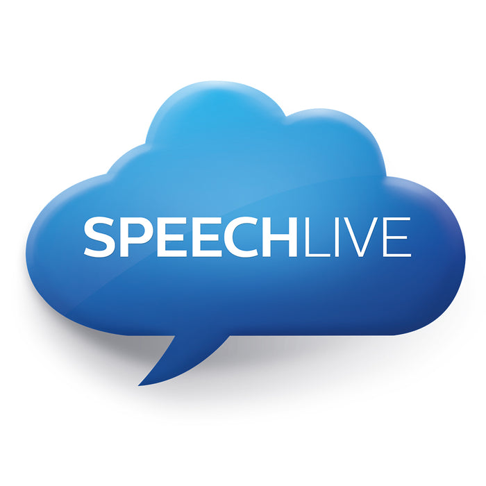 SpeechLive Advanced Business Package 12 Month Subscription PCL1100 - Speech Products