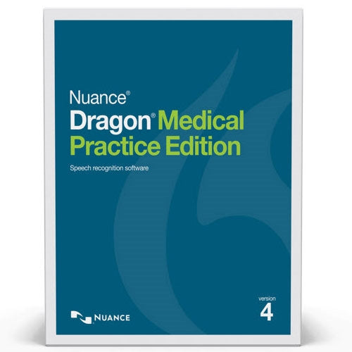 Dragon Medical Practice Edition 4 (DMPE 4) - Speech Products