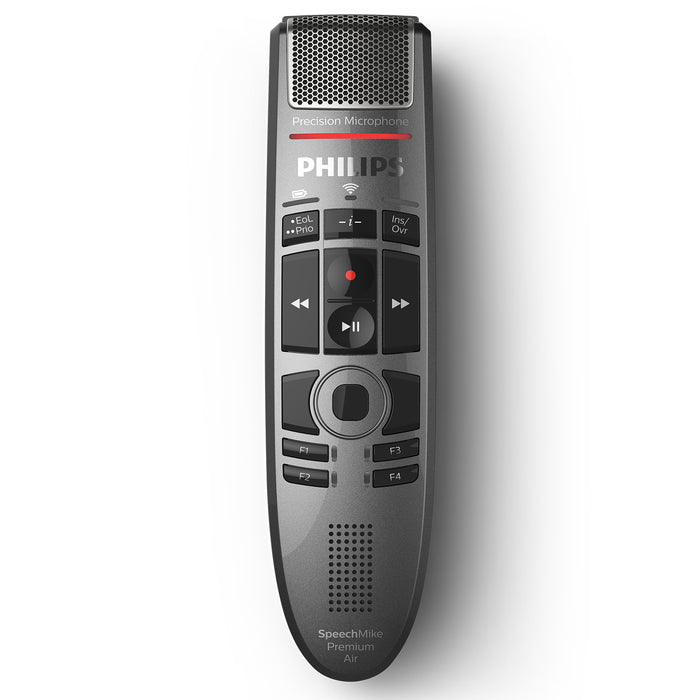 Philips SMP4000 SpeechMike Premium Air - Speech Products