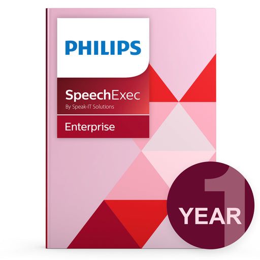 Philips SEE - Concurrent User License (1 Year) - Speech Products