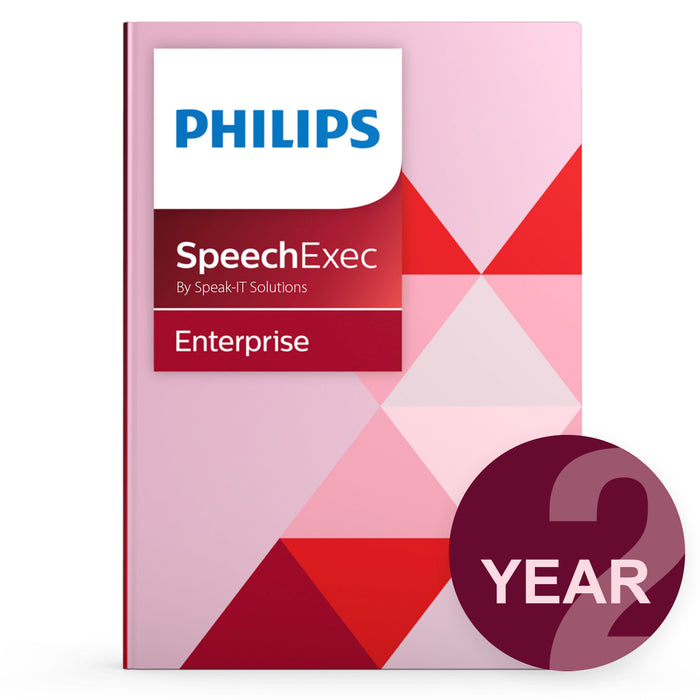 Philips SEE - Concurrent User License (2 Year) - Speech Products