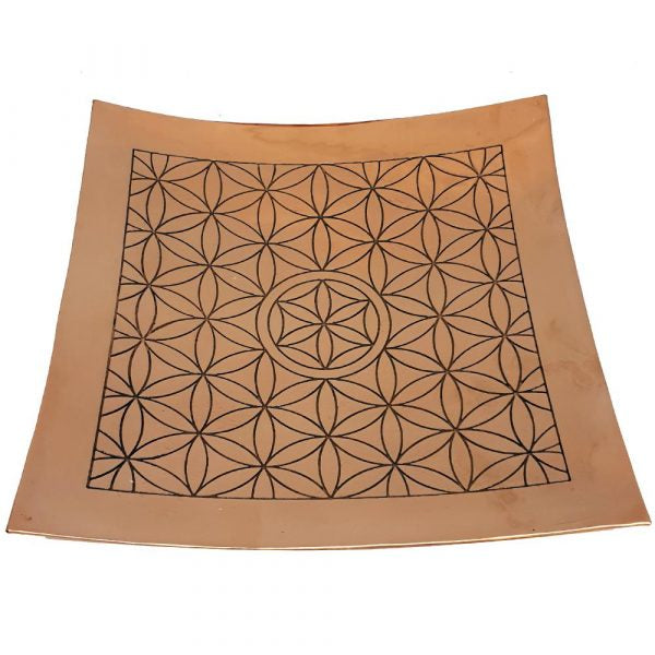 Copper Grid Plate
