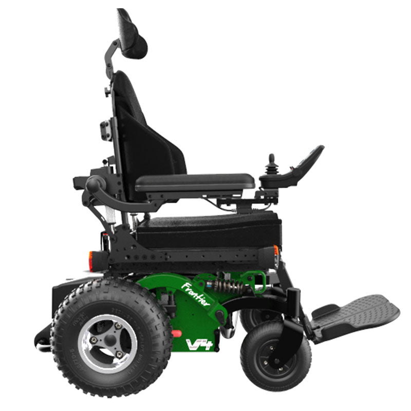 THE FRONTIER V4 OFF-ROAD RWD POWERCHAIR