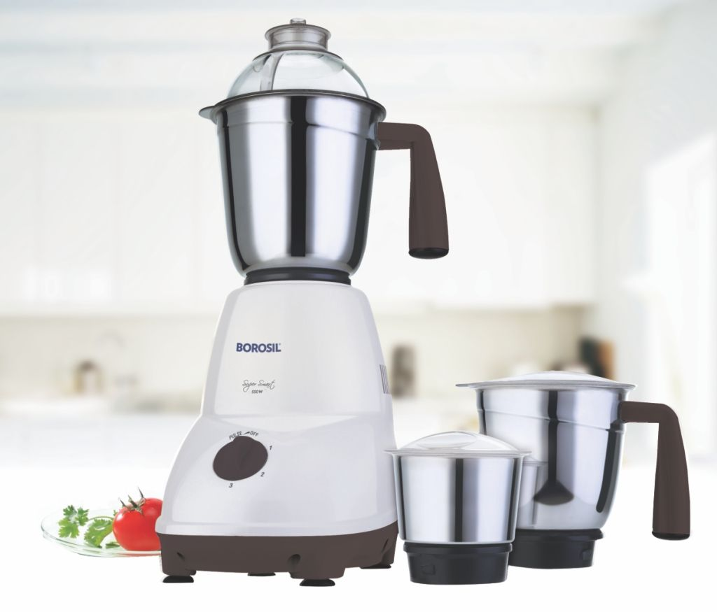 Super Smart Mixer Grinder 550W