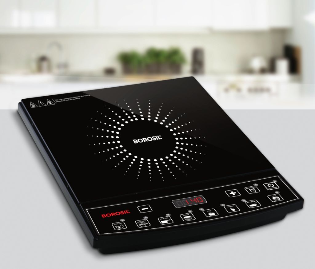 SmartKook Induction Cooktop Deluxe