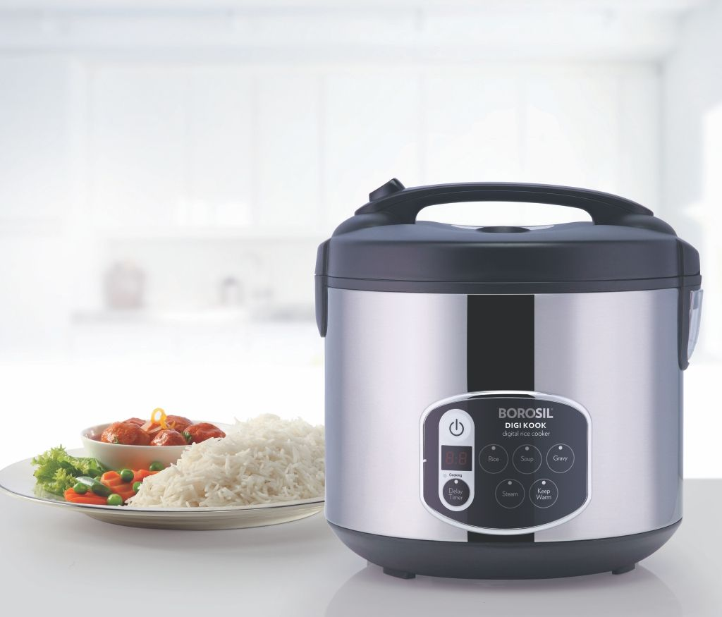 Digikook Rice Cooker & Steamer