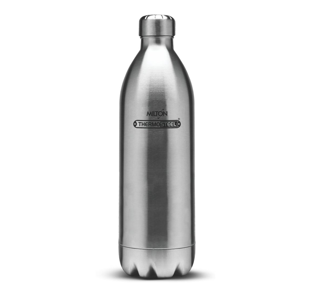 Milton bottle Thermosteel Stainless Steel Duo 1800ml Water Bottle with Jacket Keep Your Hot or Cold for