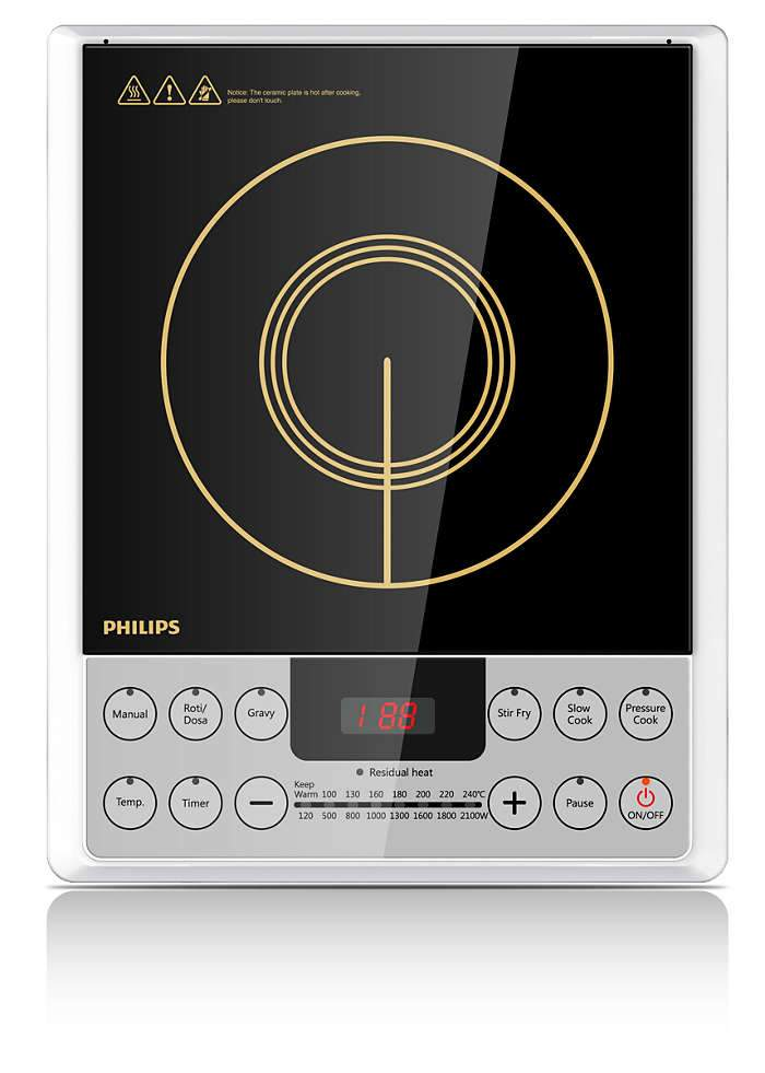 HD4929/01(INDUCTION COOKTOP)