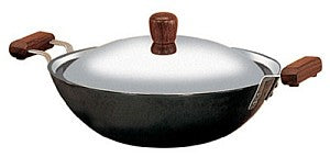 IL23-DEEP FRY PANS 2.5 LTR WITH STAINLESS STEEL LID