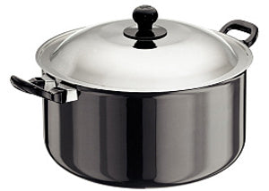 L39-Cook-n-Serve Stew pot 8.5 L with stainless steel lid