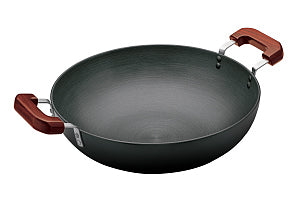 L71-DEEP FRY PANS 7.5 LTR WITH SHORT HANDLES