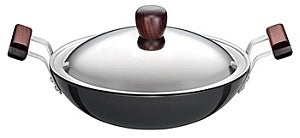 L74-DEEP FRY PANS 2.75 LTR WITH STAINLESS STEEL LID