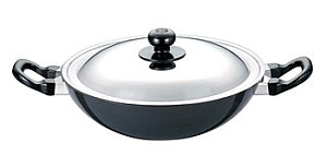 Q55-DEEP FRY PANS 2.5 LTR WITH STAILESS STEEL LID