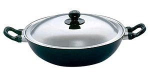 Q57-DEEP FRY PANS WITH STAINLESS STEEL LID