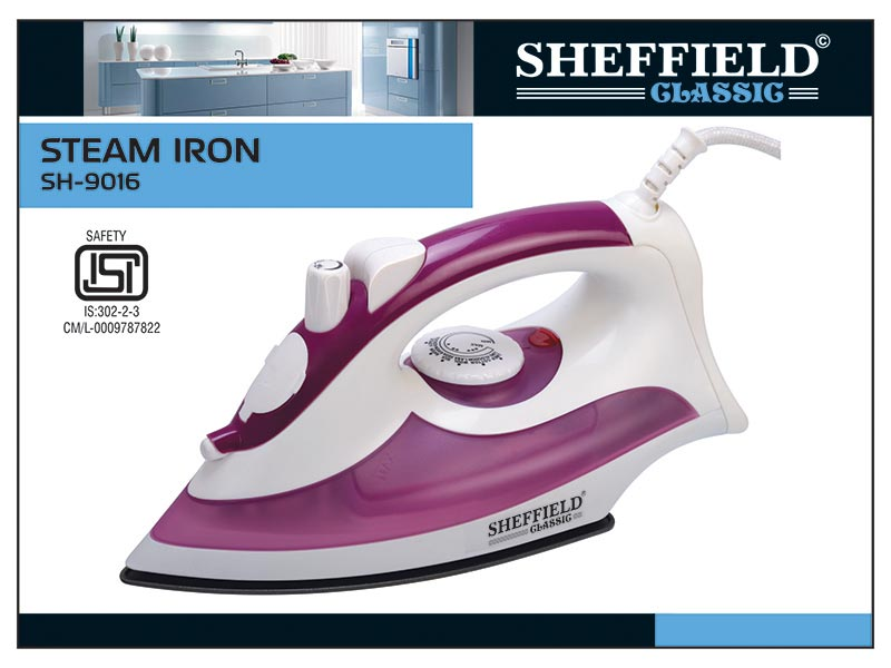 85164000-STEAM IRON SH-9016