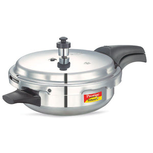 Deluxe Plus Aluminium 3.1 Litre Junior Pressure Pan with Lid  Item Code: 10707