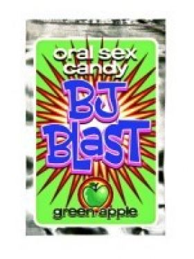 BJ BLAST ORAL CANDY