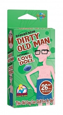 DIRTY OLD MAN LOVE DOLL