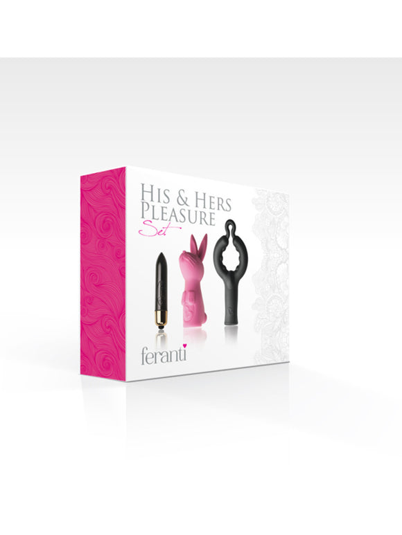 HIS & HERS PLEASURE SET