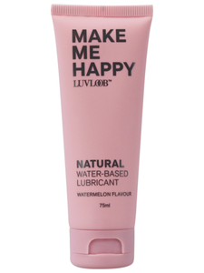 LUVLOOB NATURAL WATER-BASED LUBRICANT-WATERMELON