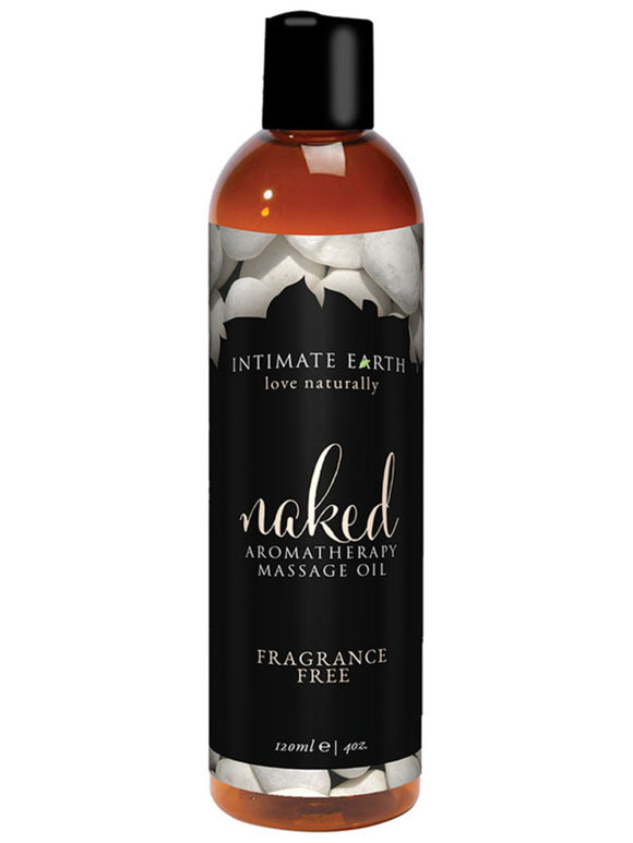NAKED AROMATHERAPY MASSAGE OIL