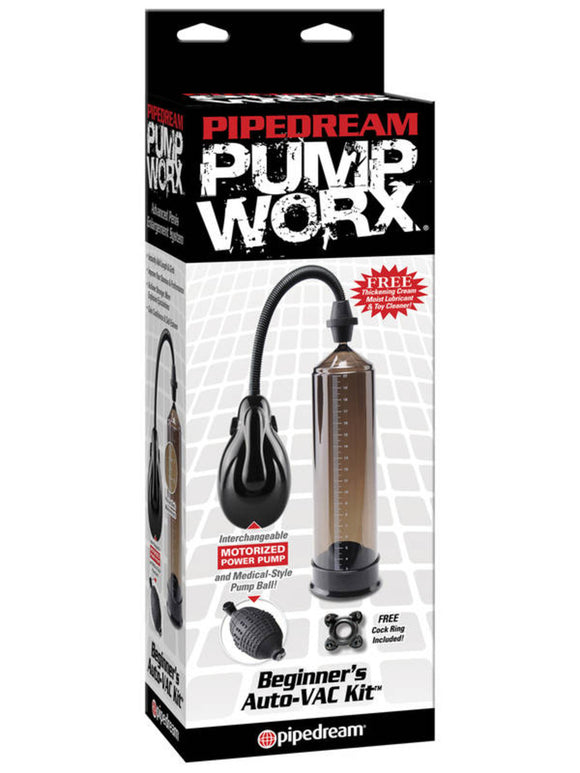 PUMP WORKS BEGINNER'S AUTO VAC KIT