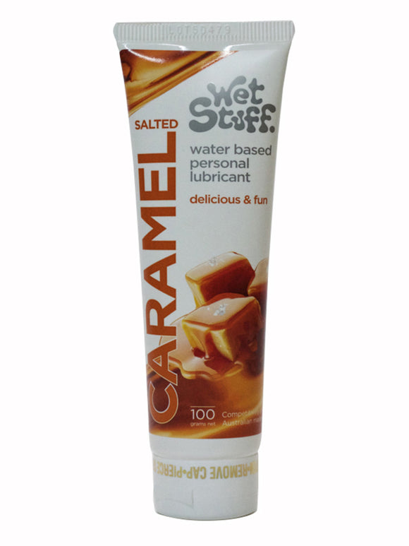 WET STUFF SALTED CARAMEL LUBRICANT