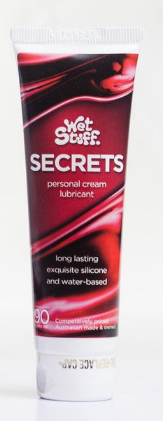 WET STUFF SECRETS LUBRICANT