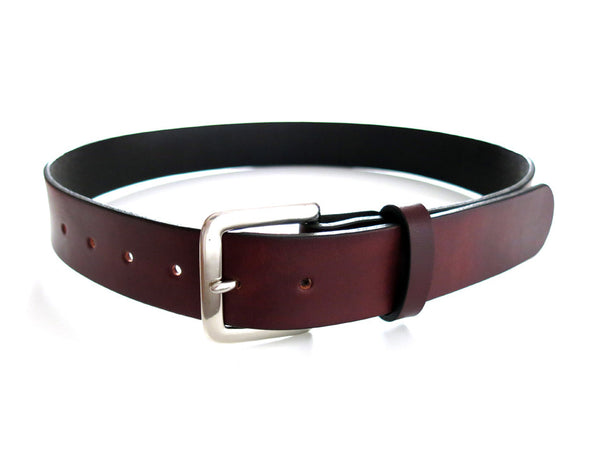 Handmade HOLMES Basic Leather Belt