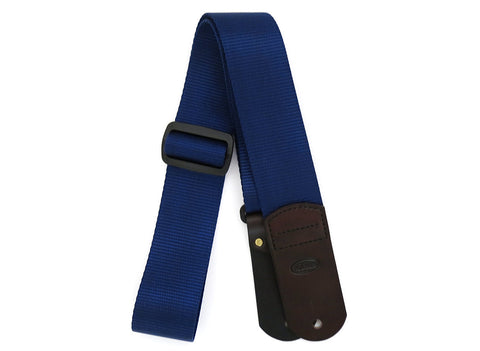 SV1 Flat Nylon Guitar Strap - Various Colors