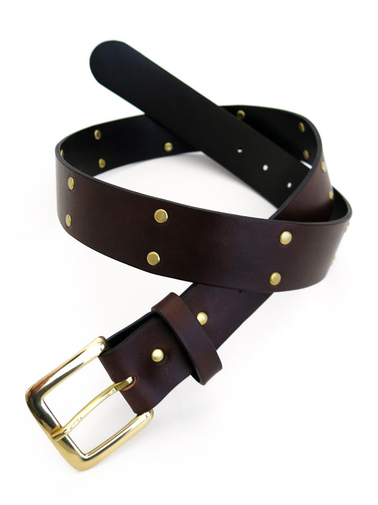 image from Double Row Rivet Belt