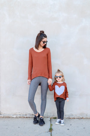 Briar sweater and tee 'Mommy + Me' Bundle